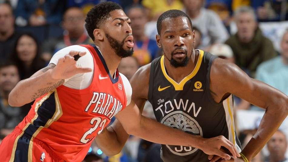 [NBAプレイオフ2018展望]ウェスタン・カンファレンス準決勝:ゴールデンステイト・ウォリアーズ vs ニューオーリンズ・ペリカンズ