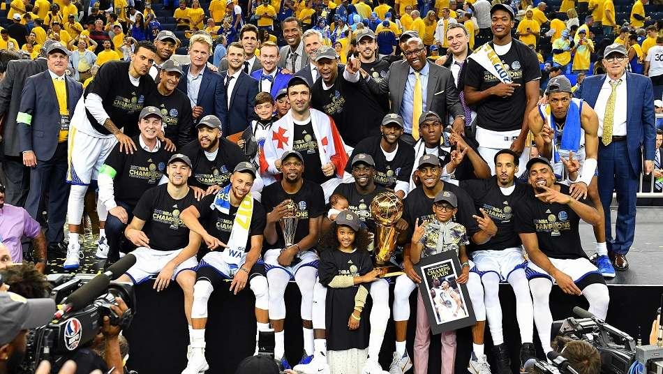 [NBAファイナル2017総集編]ゴールデンステイト・ウォリアーズ 優勝への軌跡