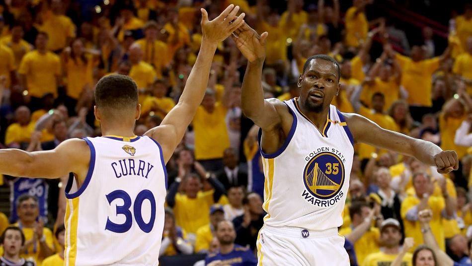 NBA Finals 2017 Game2
