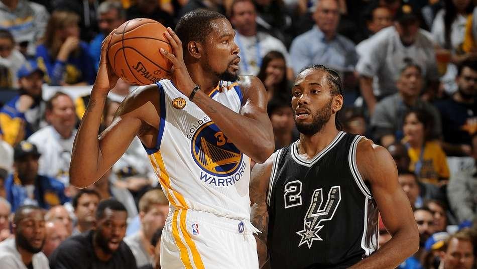 NBAプレイオフ 西カンファレンス決勝プレビュー:ウォリアーズ対スパーズ