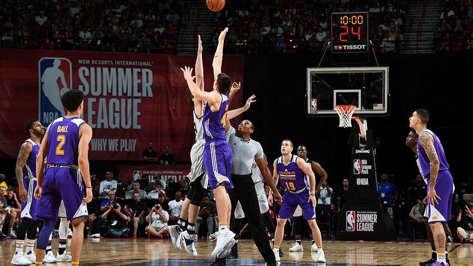 NBAサマーリーグ2018の日程発表
