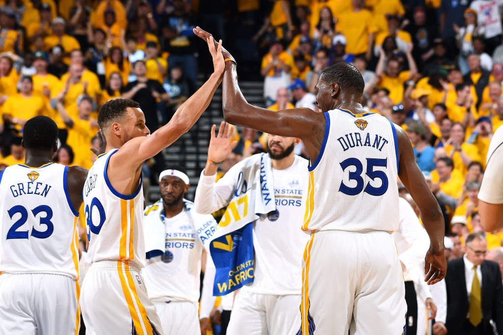 NBA Finals 2017 Game1