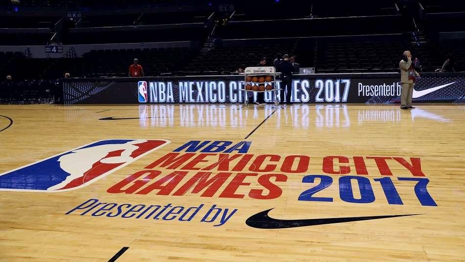 NBAメキシコシティゲームズ2018開催決定