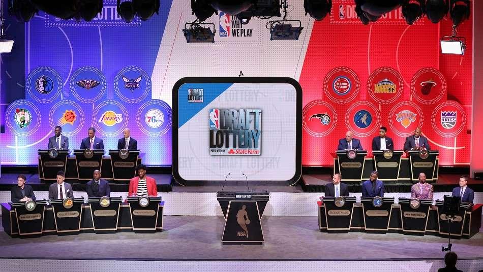 NBAドラフト2018指名順のタイブレイクとロッタリー抽選確率が決定