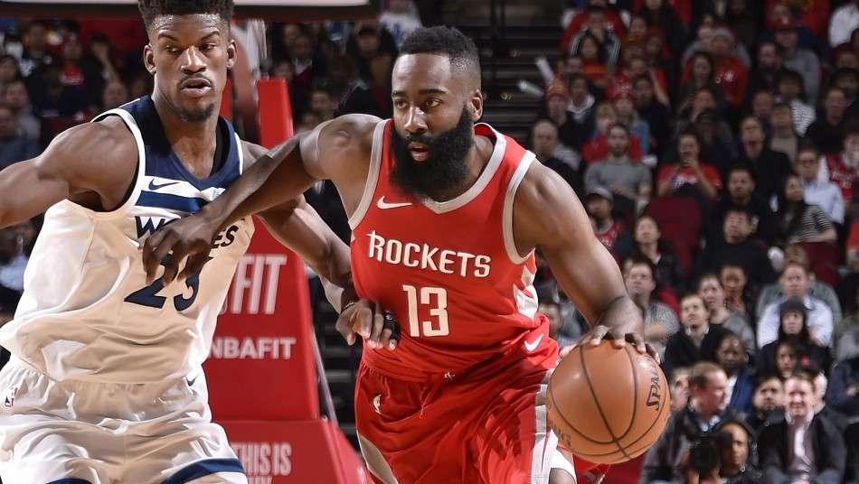 [NBAプレイオフ2018展望]ウェスタン・カンファレンス1回戦:ヒューストン・ロケッツ vs ミネソタ・ティンバーウルブズ