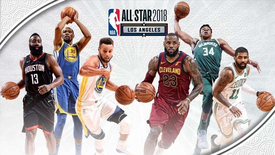 [特集]NBAオールスター2018 in ロサンゼルス