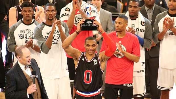 新記録ラッシュの2015 NBAオールスターゲームは、ウェストがMSGで初勝利!