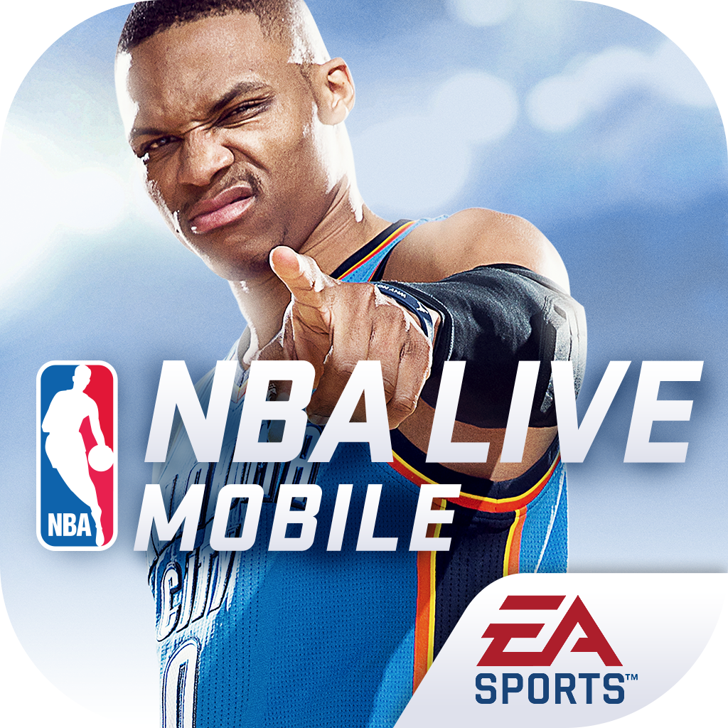 NBA LIVE Mobile Icon Russell Westbrook