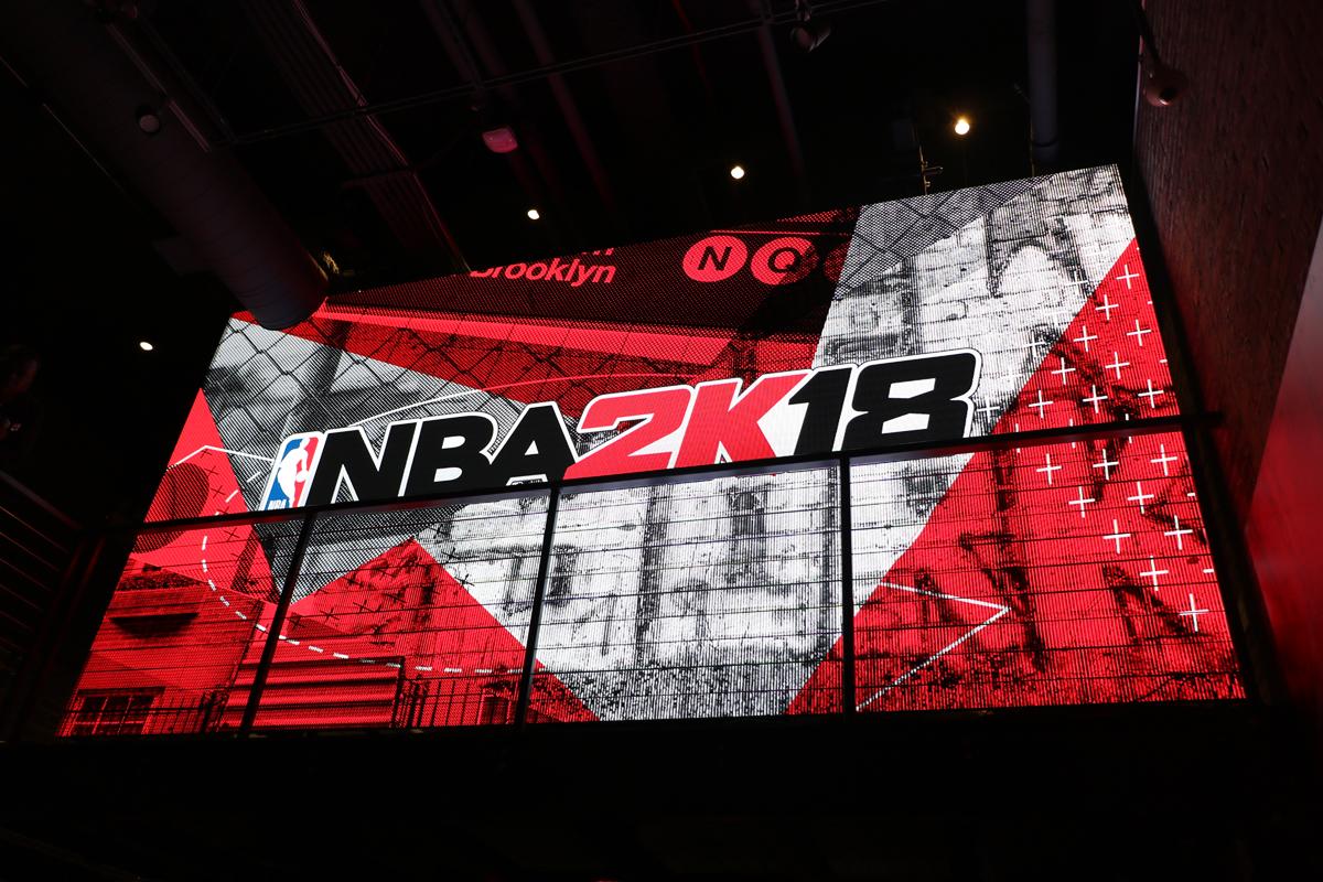 NBA 2K18 PR Event 9