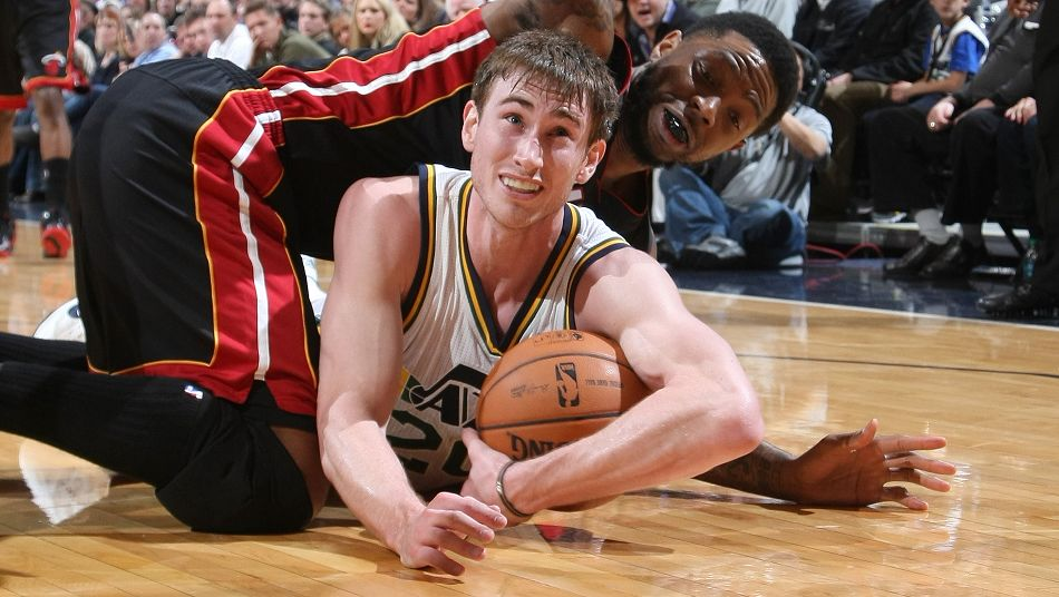 Gordon Hayward Jazz
