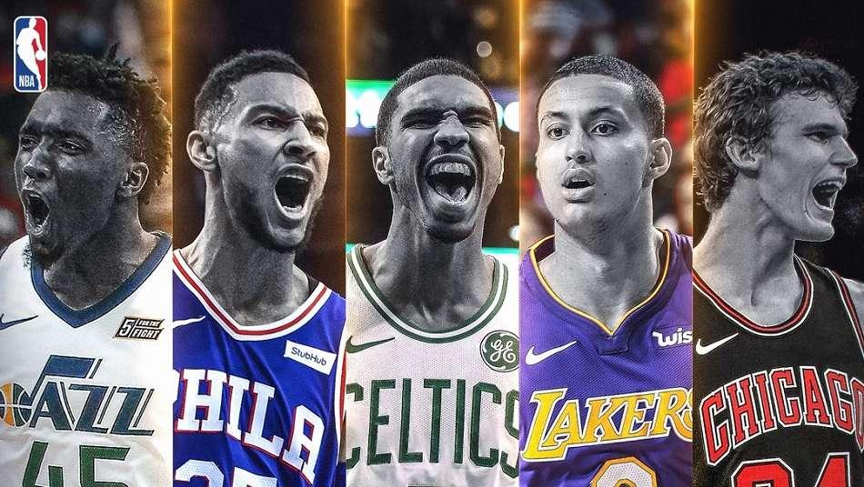 2017-18 NBAオールルーキーチーム発表、ドノバン・ミッチェルとベン・シモンズが満票でファーストチーム入り