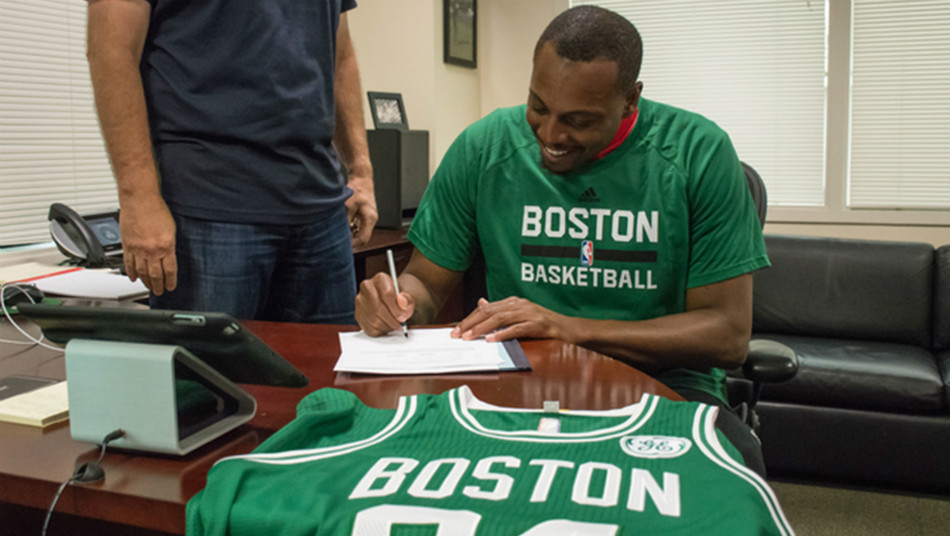Paul Pearce, Boston Celtics2
