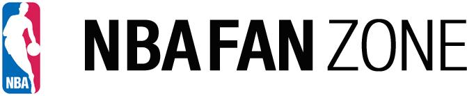 NBA Fan Zone logo original