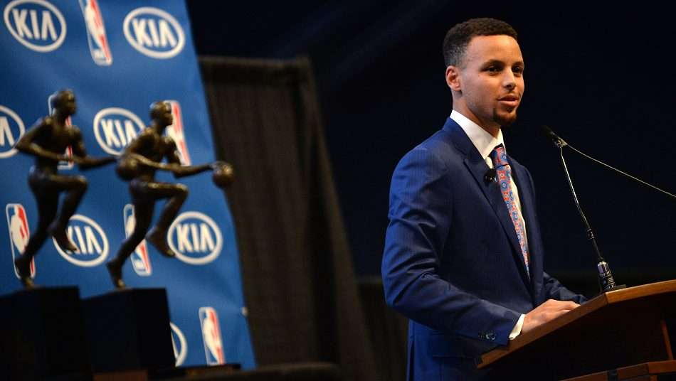 史上初となる『NBAアウォードショー』でファン投票による新たな賞を6部門設置