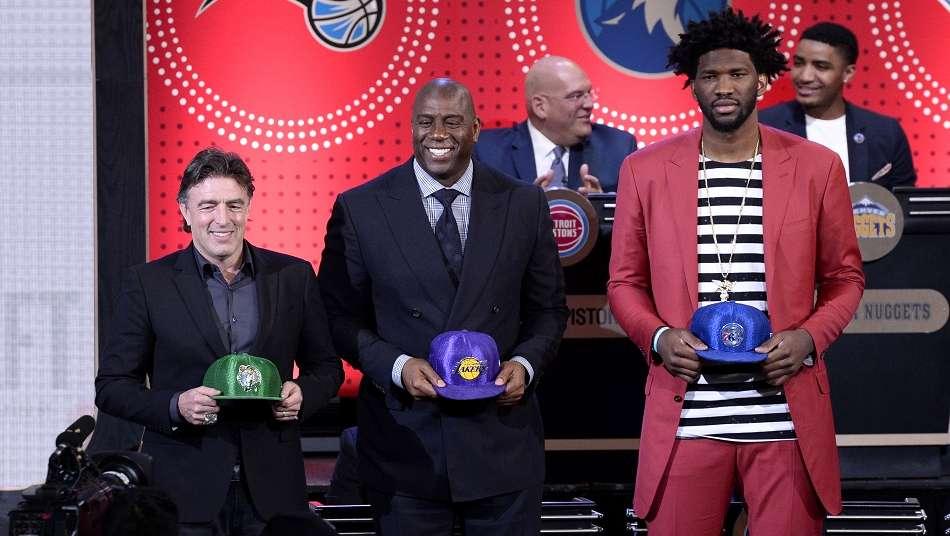 セルティックスが2017 NBAドラフト全体1位指名権を獲得