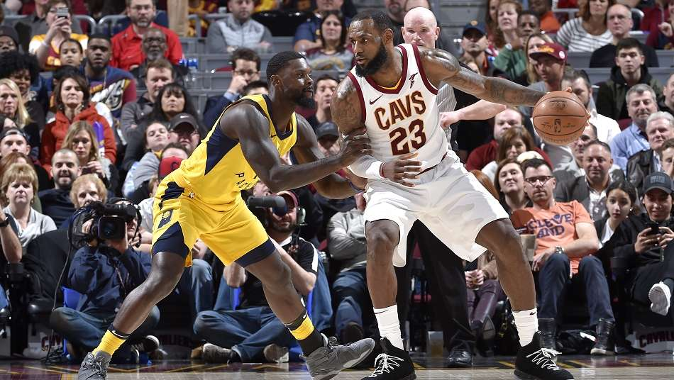 [NBAプレイオフ2018展望]イースタン・カンファレンス1回戦: クリーブランド・キャバリアーズ vs インディアナ・ペイサーズ