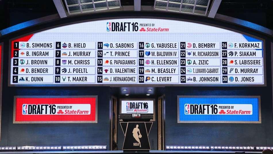 2016 NBAドラフト指名結果一覧 |...