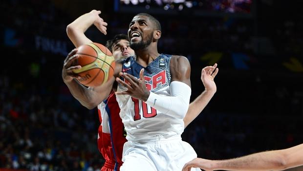 FIBA W杯: K・アービングがW杯M...