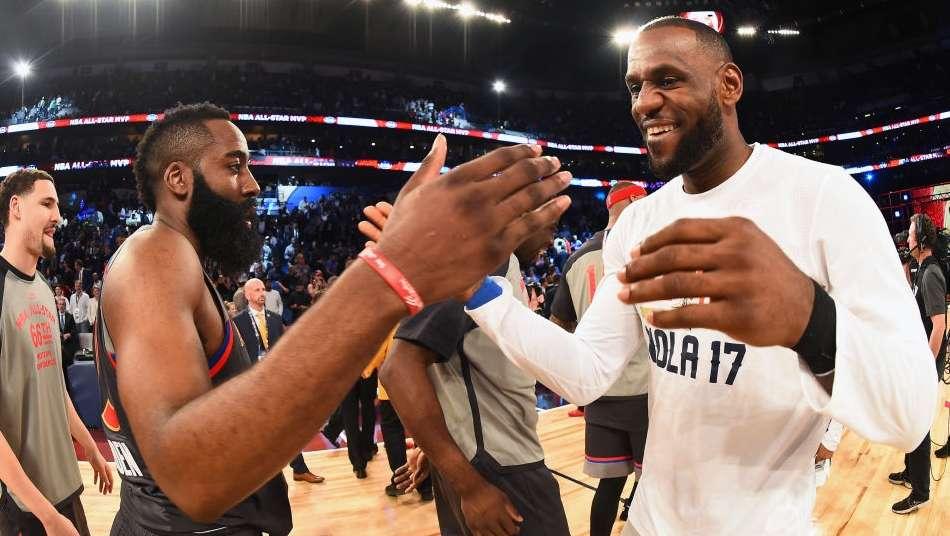 NBAオールスター2018 トリビア集
