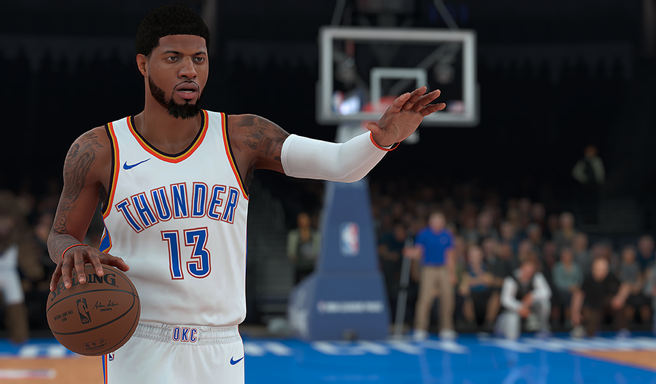 NBA 2K18 Screen Shot