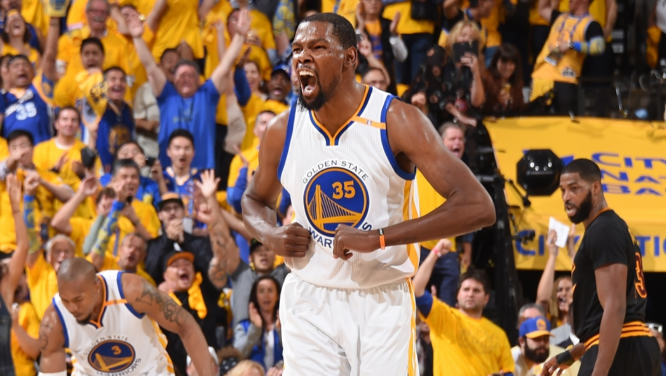 Kevin Durant NBA Finals Game5