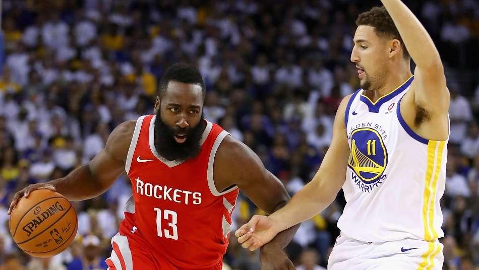 [NBAプレイオフ2018展望]ウェスタン・カンファレンス決勝:ヒューストン・ロケッツ vs ゴールデンステイト・ウォリアーズ