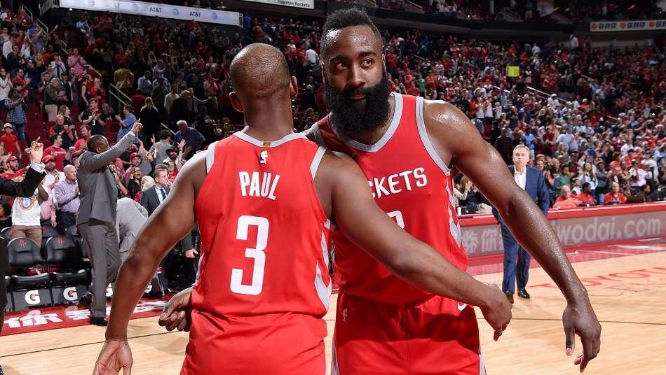2018 NBAプレイオフ1回戦のカードが確定