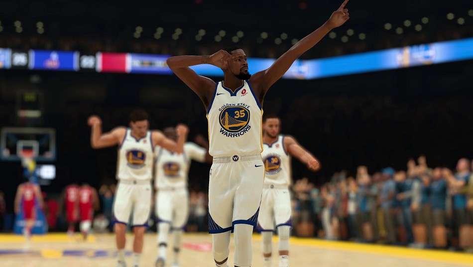 『NBA 2K19』ゲームプレイ・トレーラーを初公開