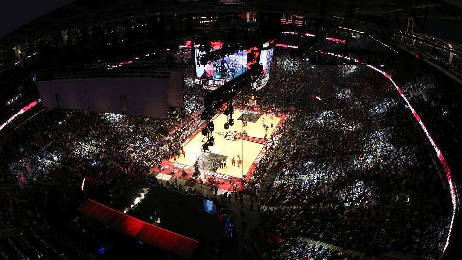 NBAオールスター2017、バーチャルリアリティ観戦を実施
