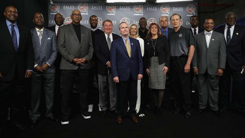 2017年バスケットボール殿堂入り最終候補発表