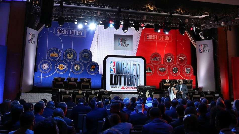 NBAドラフト2017指名順のタイブレイクとロッタリー抽選確率が決定