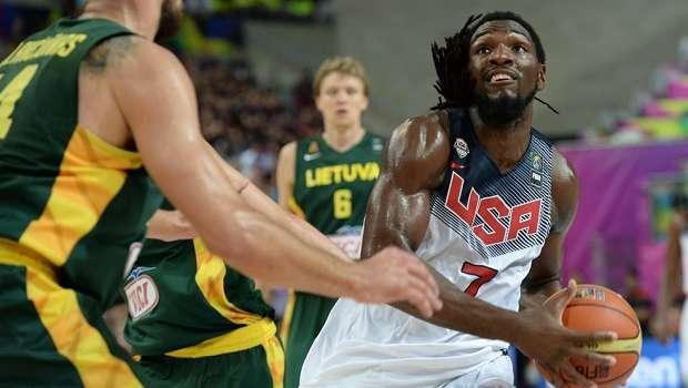 [宮地陽子コラム第27回] FIBA W杯: 米国代表の頼れる男、ケネス・ファリード
