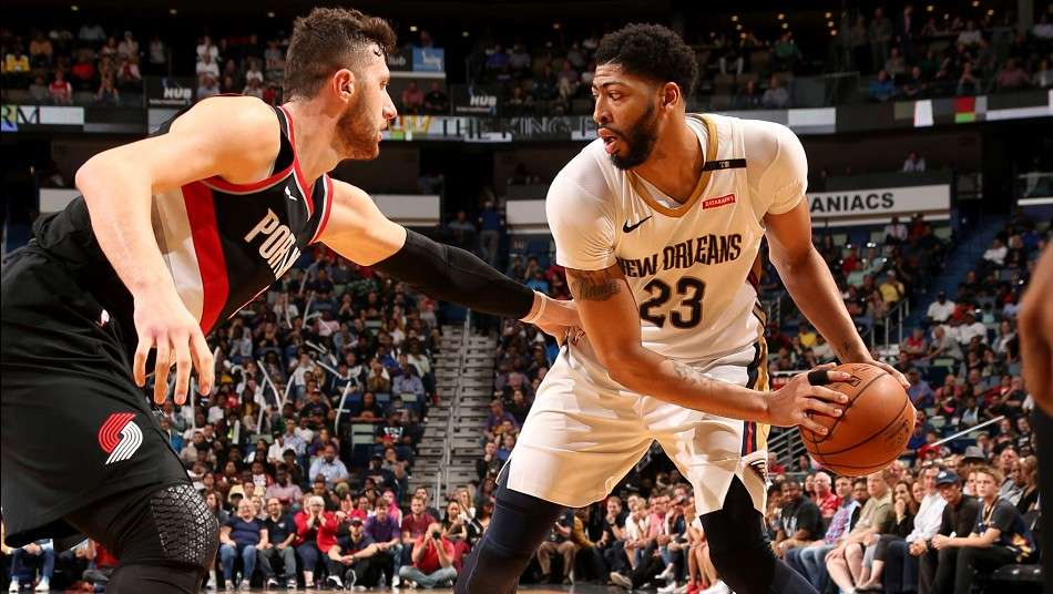 [NBAプレイオフ2018展望]ウェスタン・カンファレンス1回戦:ポートランド・トレイルブレイザーズ vs ニューオーリンズ・ペリカンズ