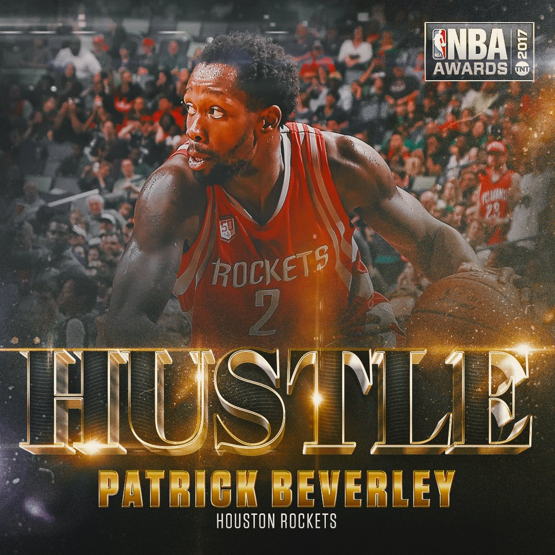 Hustle of the Year Patrick Beverley