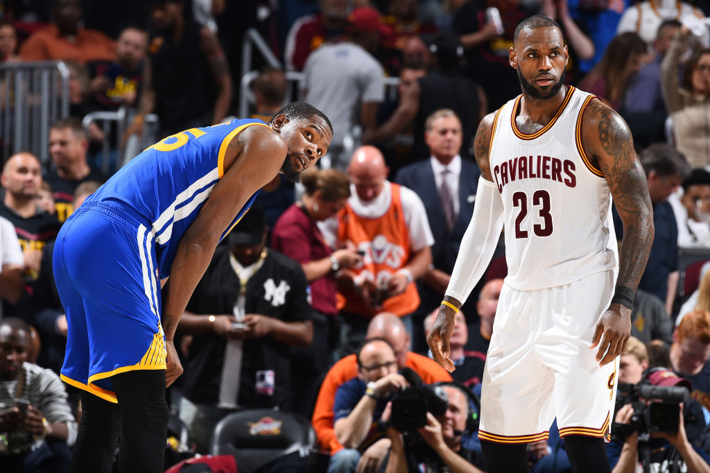 NBA Finals 2017 Game3