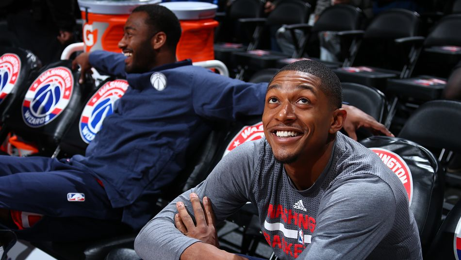 Bradley Beal Wizards John Wall