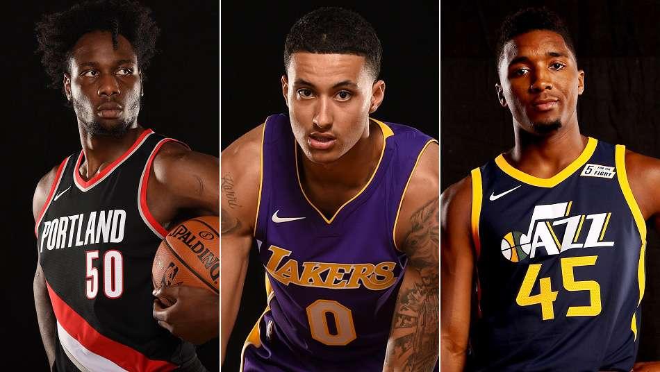 [コラム]マーク貝島が選ぶ NBAサマーリーグ2017注目選手たち(1):カイル・クーズマ