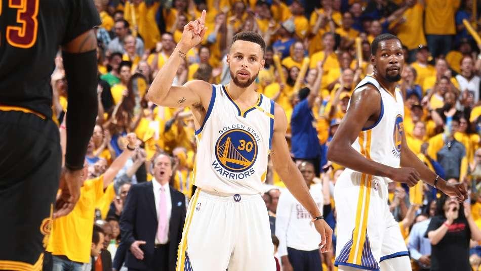 NBAファイナル2017 第5戦 スタッツ分析:ステフィン・カリーの影響力