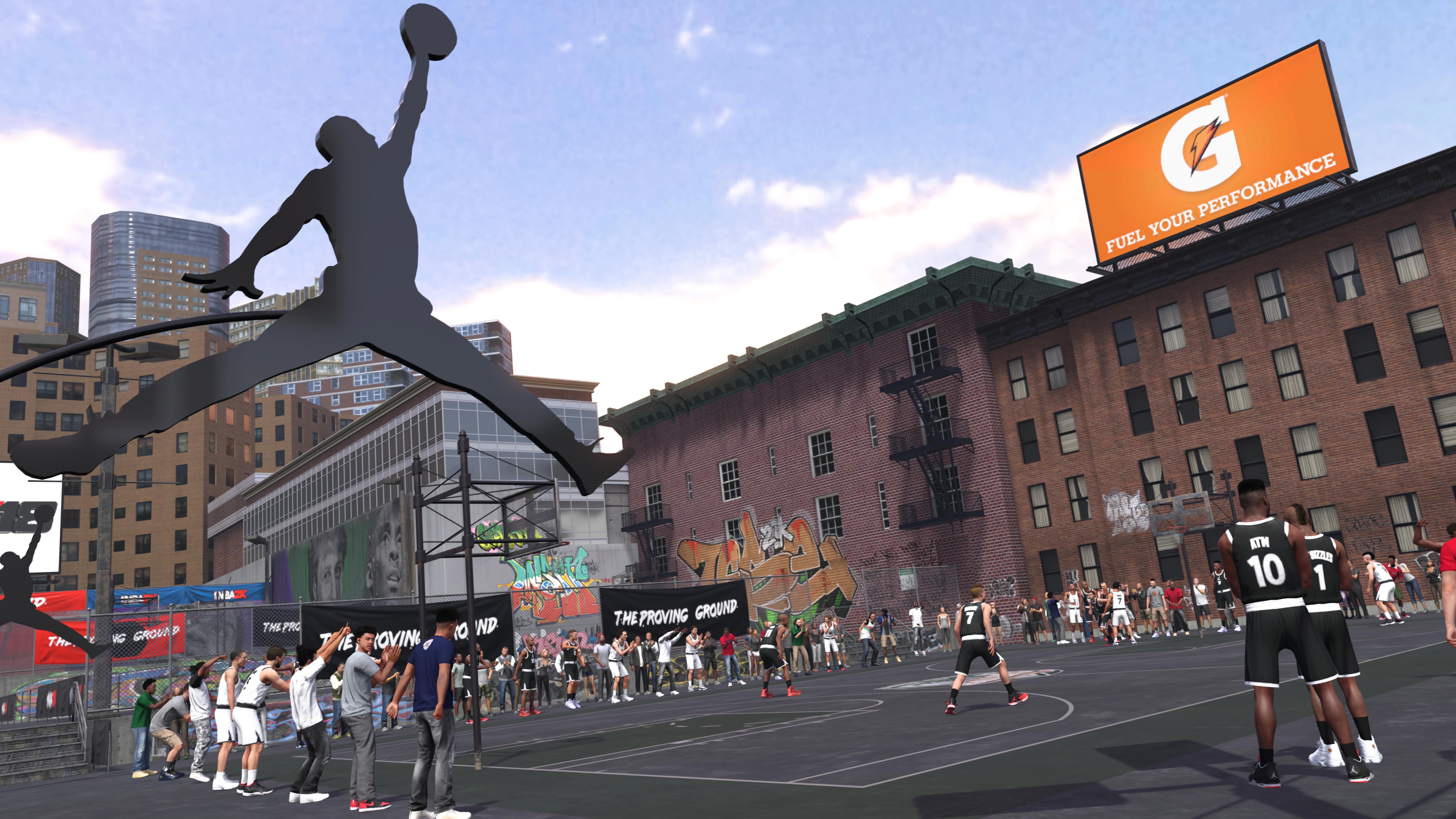 NBA 2K18 Screen Shot