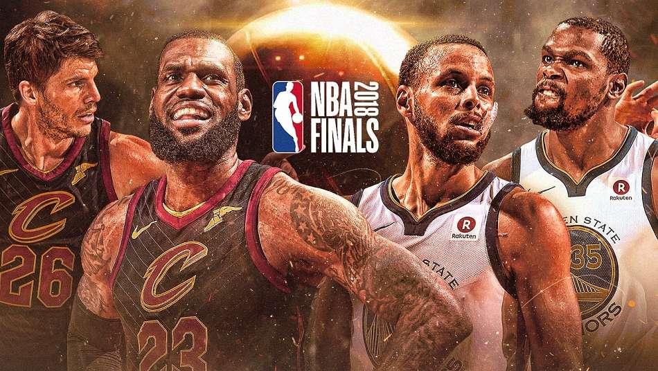 [特集]NBAファイナル2018: ゴールデンステイト・ウォリアーズ vs クリーブランド・キャバリアーズ