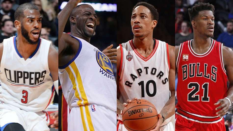 [NBAオールスター2016]リザーブメンバー発表、ドレイモンド・グリーンらが初選出