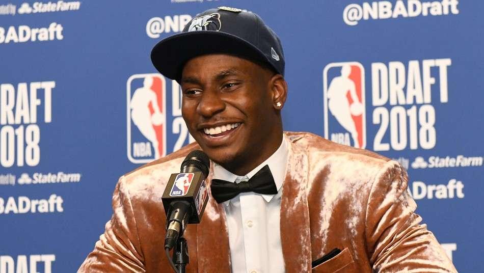 NBAドラフト2018 全体4位指名選手 ジャレン・ジャクソンJr.「この日を毎日のように夢に見てきた」