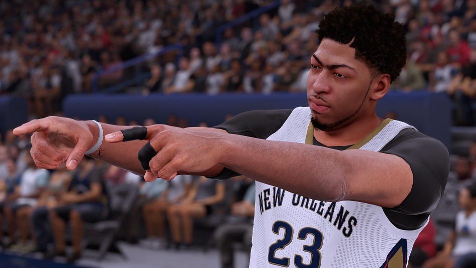 NBA 2K16開発者独占インタビュー「NBA 2K16は世界一のスポーツゲーム。