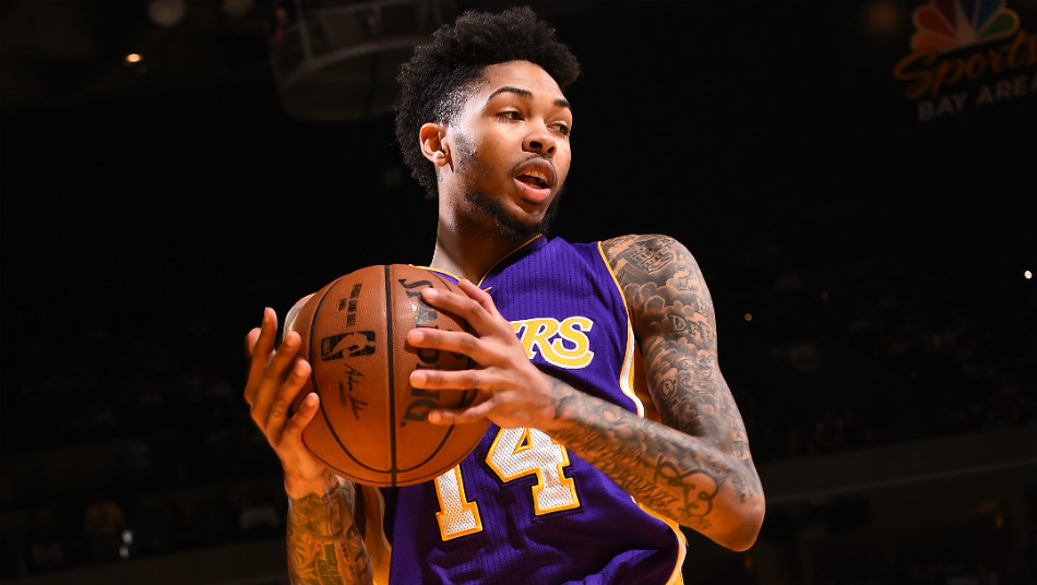 Brandon Ingram Los Angeles Lakers