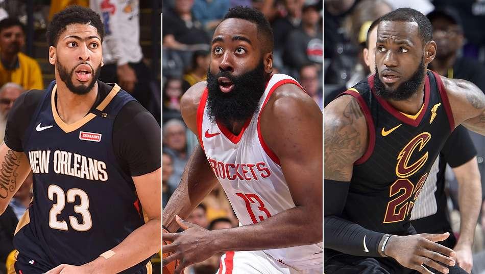 2018 NBAアウォーズ各賞最終候補発表、MVP最終候補はアンソニー・デイビス、ジェームズ・ハーデン、レブロン・ジェームズ