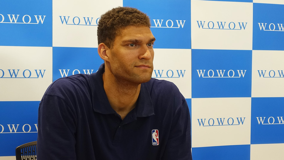 Brook Lopez, Brooklyn Nets