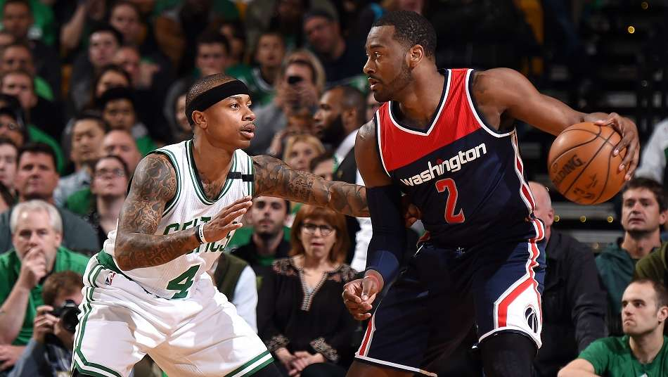NBAプレイオフ準決勝 第7戦プレビュー:ウィザーズ対セルティックス