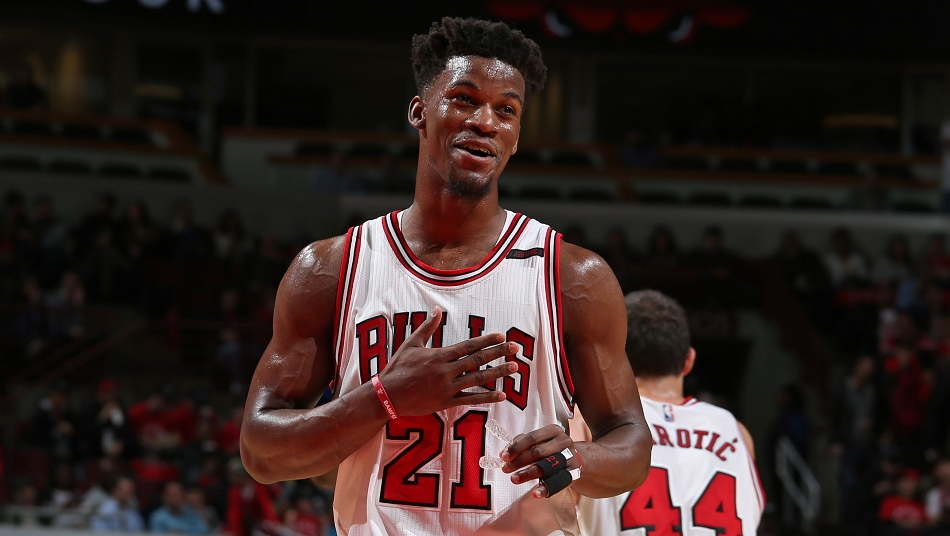 Jimmy Butler Bulls