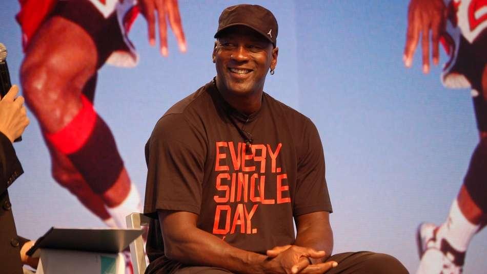 マイケル・ジョーダン来日 トークセッション全文 「私が毎日プレイする理由はただ一つ。バスケットボールへの愛です」