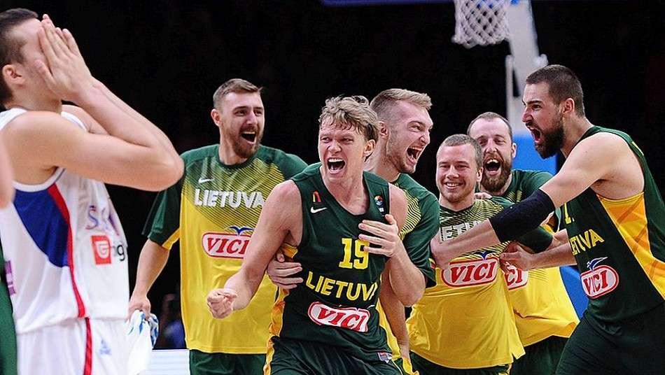 2015 欧州選手権12日目:リトアニアが決勝進出、チェコは五輪最終予選出場権獲得
